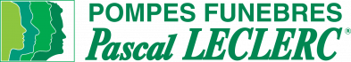 Logo POMPES FUNEBRES Pascal LECLERC PRÉVOYANCE
